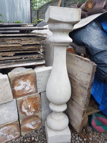 Tralki betonowe