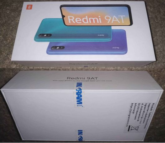 Xiaomi Redmi 9AT - zaplombowany