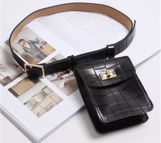 Поясная сумка кошелек