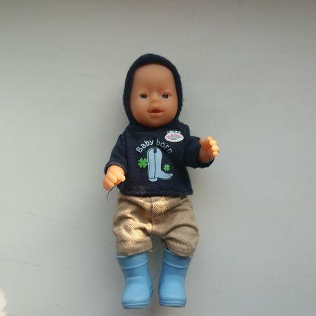 my mini baby born оригинал