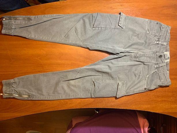 джинсы на подростка SMALL GANG 10лет