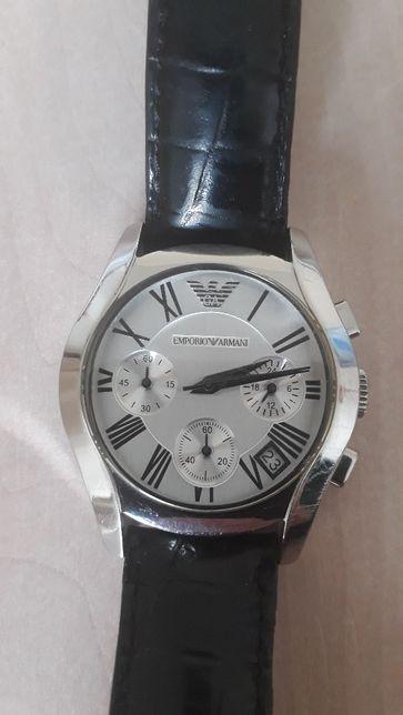 Damski zegarek Emporio Armani - chronograf , stan bdb.