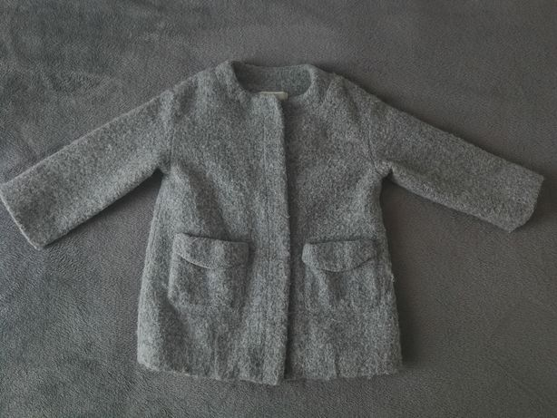 Płaszczyk Zara rozmiar 98