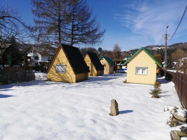 Domki campingowe rycerka dolna