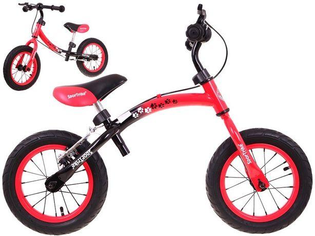 Rower Biegowy Boomerang Czerwony