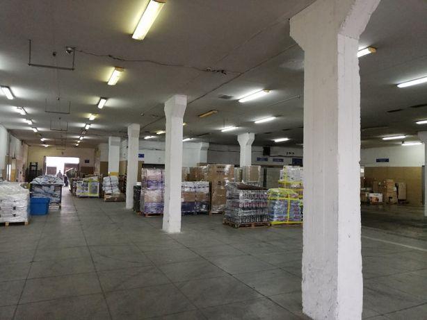 Оренда складу у Львові. 1200 м²
