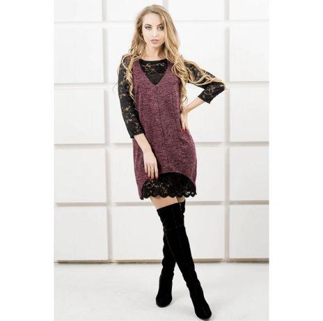 Платье монита