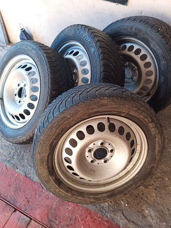 Резина зима с дисками R16 Mercedes W169, W245