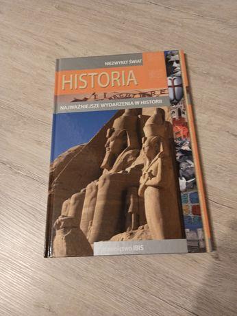Nowa książka Niezwykły świat- historia