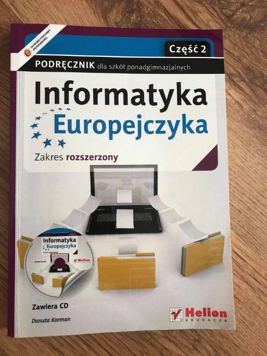 Informatyka Europejczyka - część 2 Kościan - image 1