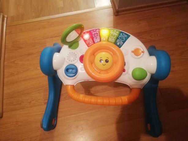 Zabawka dziecięca grająca, chodzik.
