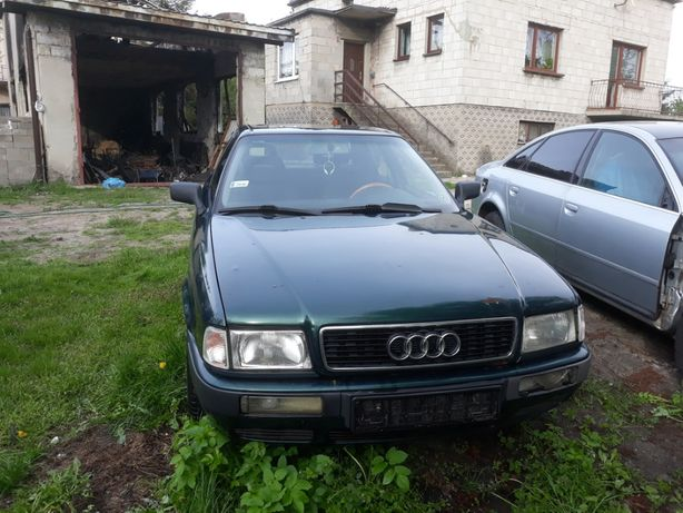 Audi 80 2.0 B4 (1994r) - na części (Lakier LZ6U)