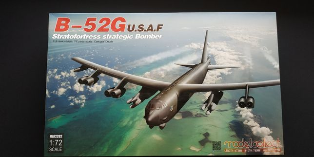 Boeing B-52G 1/72 Modelcollect