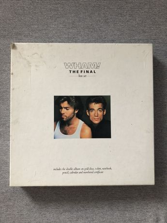 "Wham ""The Final"" Box Set"