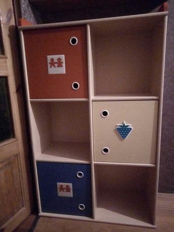 Детский шкаф  в очень хорошем состоянии