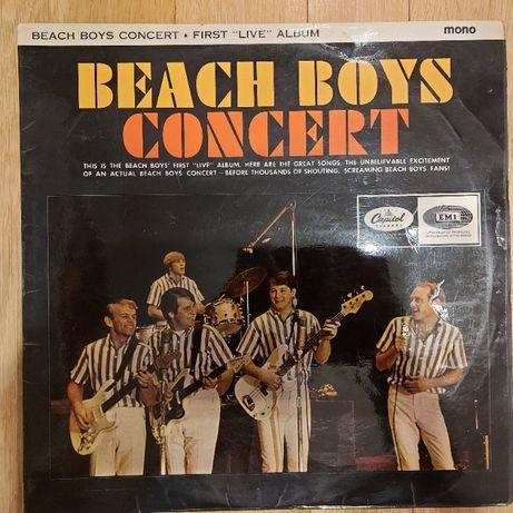 The Beach Boys, Concert, UK, 1964