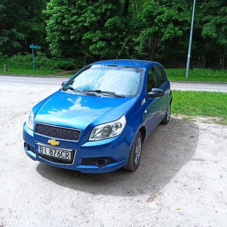 Chevrolet Aveo chevrolet aveo z Polskiego salonu