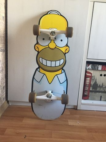 Скейтборд, комплит Santa Cruz Simpsons