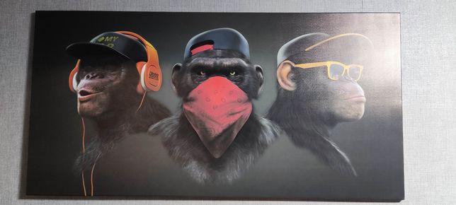 Картина Gangster Monkey