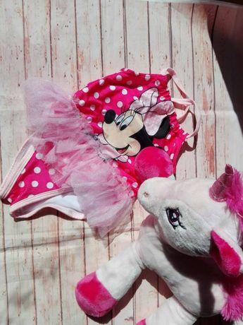 86 92 nowy strój kąpielowy Myszka Minnie