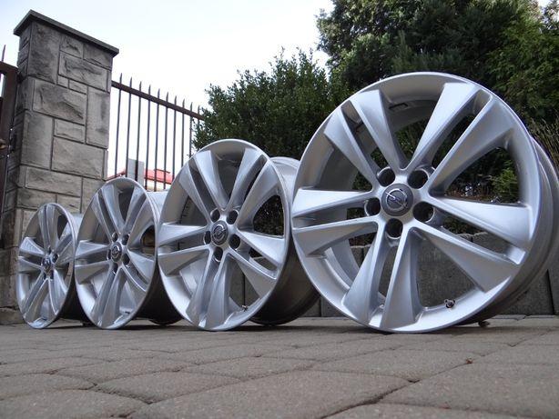 Opel astra zafira meriva / oryginał / 18 cali / komplet / 5x110 gtc