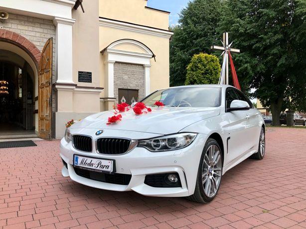 BMW 4 auto do ślubu, wesele WYNAJEM