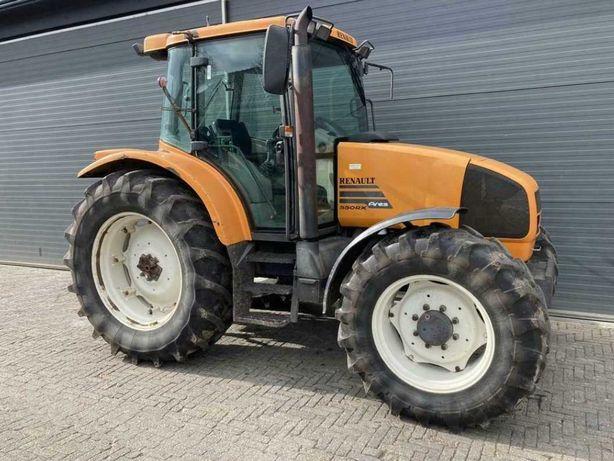 Renault Ares 550 RX traktor ciągnik rolniczy