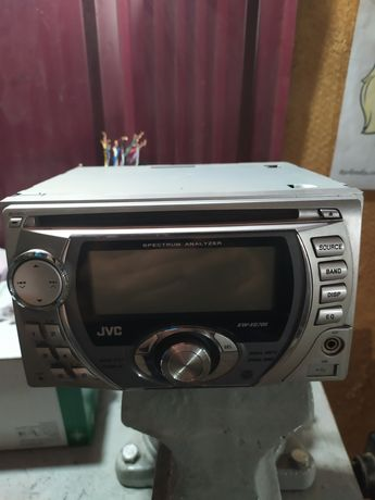 Магнитола 2 din JVC KW-XG705