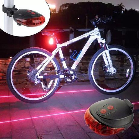 Luz Traseira Bicicleta/Trotinete