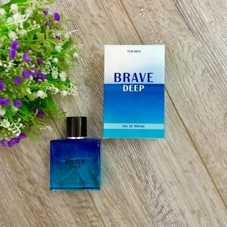 Духи мужские Brave Deep/Paco Rabanne