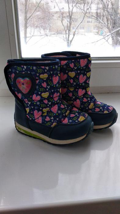 Зимние ботинки, сапожки Николаев - изображение 1