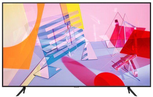 Телевизор Samsung QE65Q67T Металлический пульт!