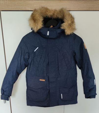 Зимняя пуховая куртка Reima 531375. Как новая!
