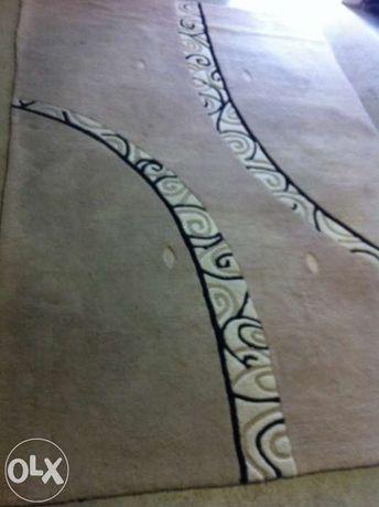 Carpetes de sala em lã