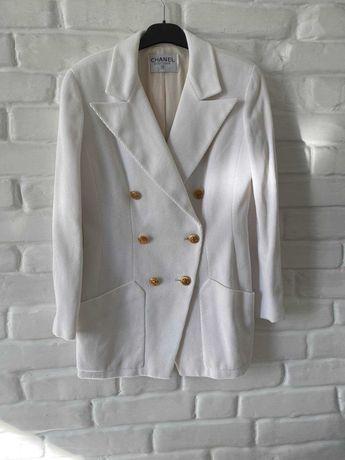 Chanel оригинал роскошный жакет пиджак