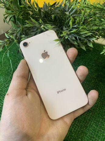 IPhone 8 64GB GoldNeverlock Гарантия до 12 мес Магазин