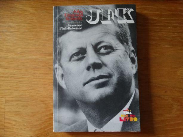 livro JFK de Alan Posener