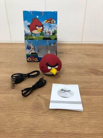 Coluna Angry Birds