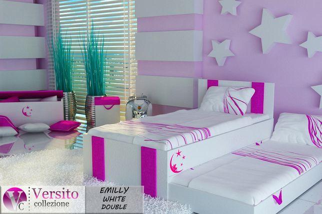 Łóżko piętrowe,łóżko tapicerowane dla dziecka,dostawa całą Polska!!!