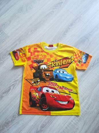Koszulka Zygzak McQueen roz 140