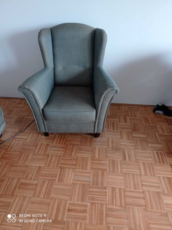 Sofa z fotelem. Super cena