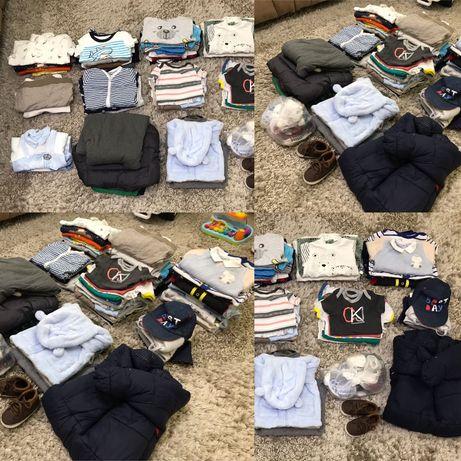 Полный набор Одежды для мальчиков до года