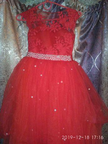 Нарядное платье, платье на выпускной в садик