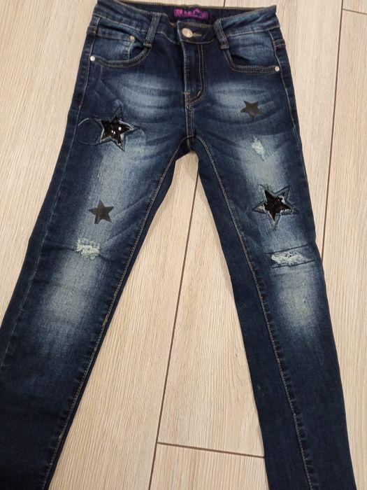 Стильные джинсы для девочки. Хмельницкий - изображение 1