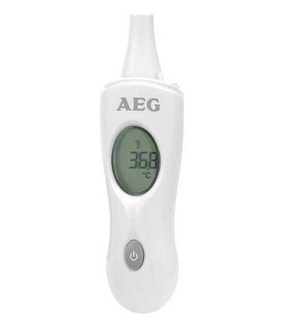 Termómetro Digital AEG de ouvido (Tempo de Medição 1 s),novo cx selada