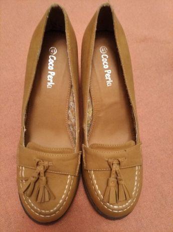 Damskie pantofle rozmiar 41