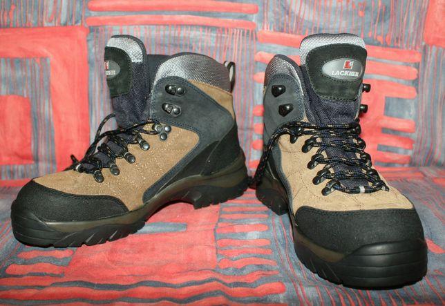 Кроссовки кожаные ботинки Lackner,D-tex,39 р