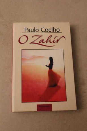 """Livro """"O Zahir"""" de Paulo Coelho"""