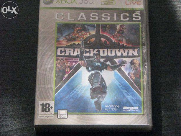 Sprzedam Crackdown Xbox 360.