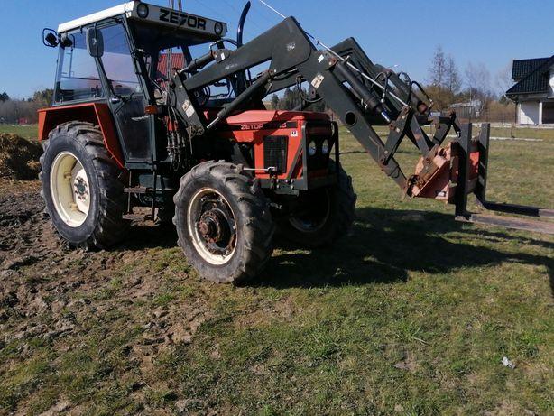 Zetor 7745 Ciągnik rolniczy